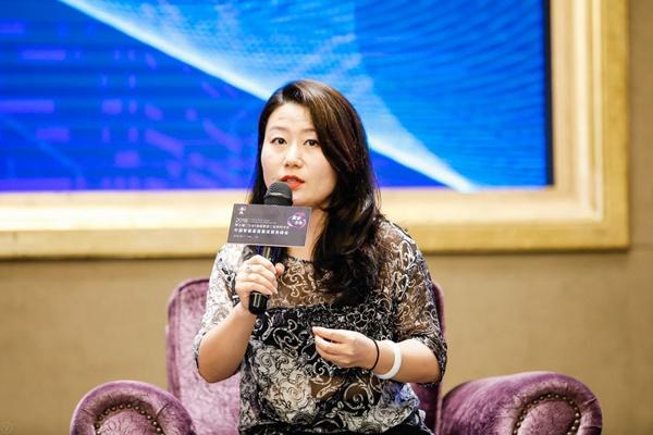 中国房地产业协会内装产业专业委员会秘书长陈琬