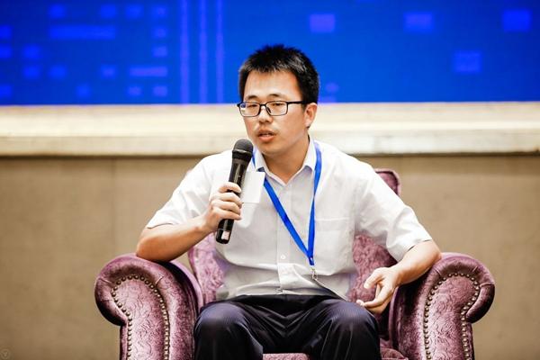 绿城中国信息事业部助理总经理周志湖