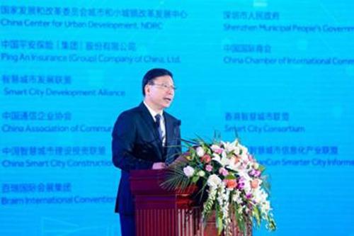 深圳市人民政府市长陈如桂