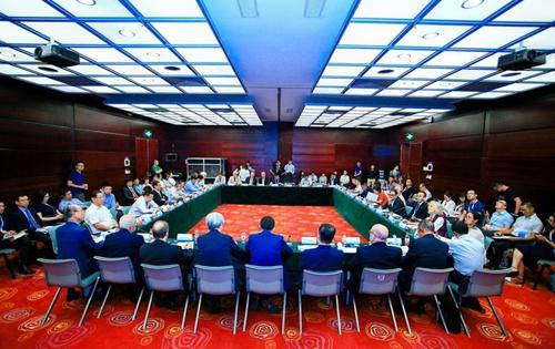 市长论坛—深圳智慧城市国际圆桌研讨会(闭门)