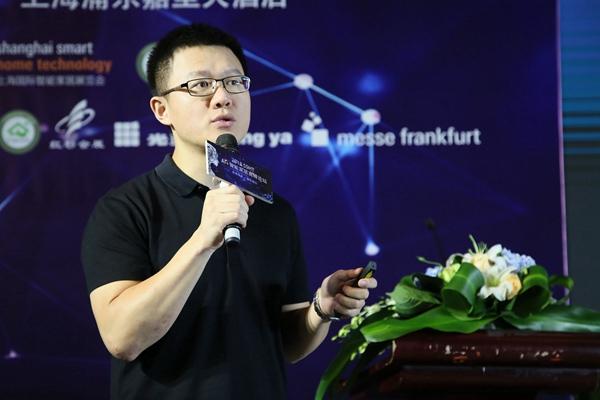 杭州萤石网络有限公司副总经理李兴波