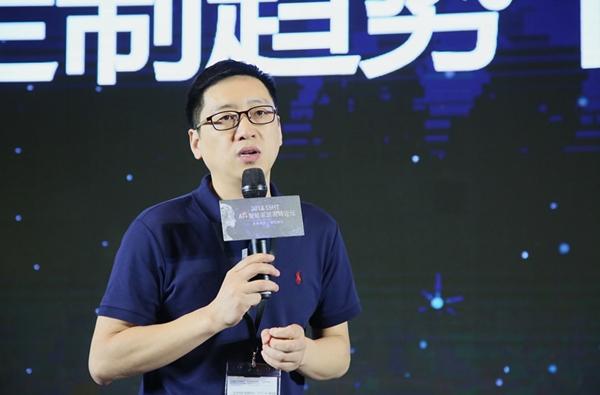 中国智能家居产业联盟CSHIA秘书长周军