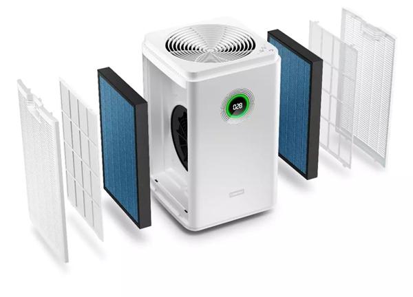 联想智能空气净化器