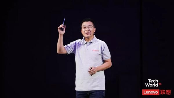 联想集团副总裁、中国区消费业务总经理张华