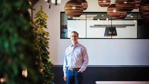 cobee联合创始人兼CEO斯图亚特·伦巴德(Stuart Lombard)