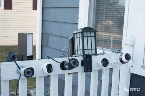 风吹日晒的户外智能摄像头正在全球普及