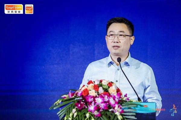 香港贸发局华东、华中首席代表钟永喜致辞