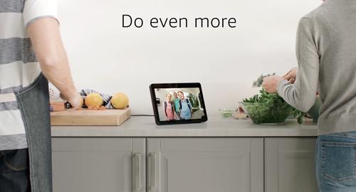 视频门铃功能支持Echo Show与Ring和August智能门铃摄像头的联动