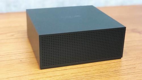 正面看Recast,很像一个黑盒子
