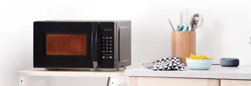 Basics Microwave效果图