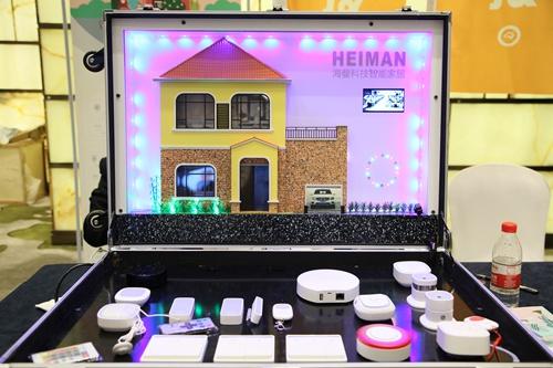 海曼无线传感器套装