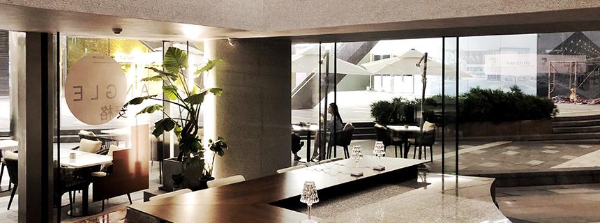 首饰成衣店与咖啡馆的完美集合 深圳湾一号品牌店隐形背景音乐系统