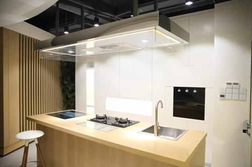 雅洁智能厨房