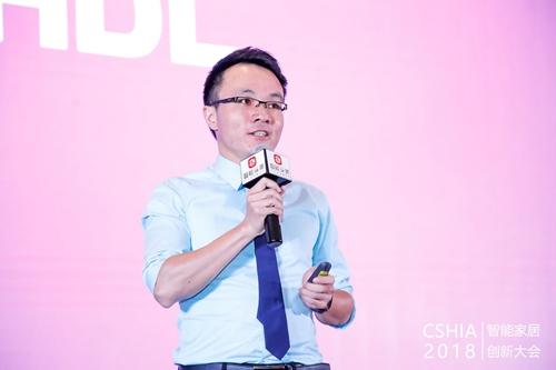 HDL河东市场总监杨雄伟先生