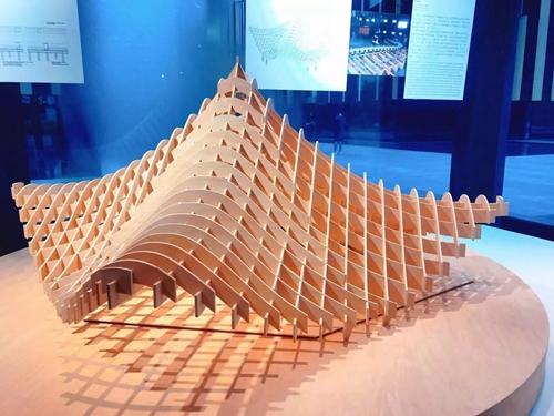 室内外木结构装饰新材料