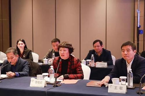 杭州市委常委、萧山区委书记佟桂莉讲话