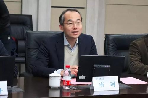 中国电信安徽公司总经理唐珂