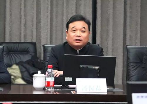 荣事达电子电器集团董事长潘保春