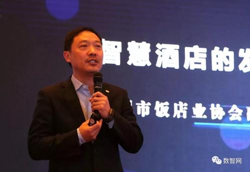 深圳市饭店业协会副会长 黄小河