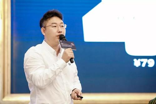 绿米联创副总裁 王志敏