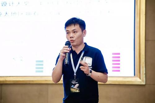 NETGEAR网件华东区销售经理 朱智峰