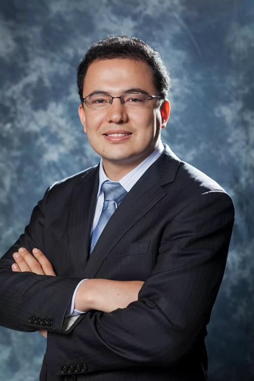 联想中国区战略副总裁、SIoT云服务部总经理阿木先生