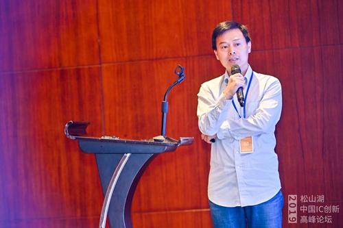 杭州雄迈信息技术有限公司联合创始人、CTO,杭州雄迈集成电路技术有限公司创始人、CEO 王军
