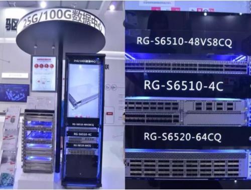 ▲ 顶级互联网公司都在使用的数据中心组网方案